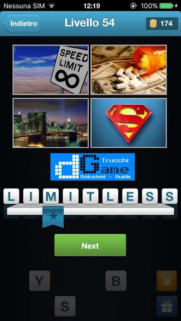 Movie Quiz (Indovinare il film) soluzione livello 51-60