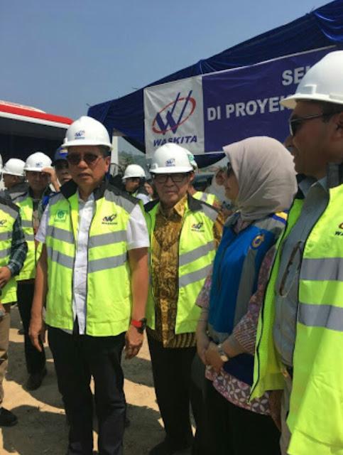 Direksi Jasa Marga Tinjau Kesiapan Jalur Fungsional Mudik-Balik Lebaran