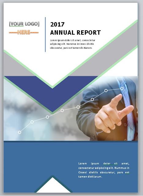 Download Contoh Cover Laporan 2017 Cover Laporan Report