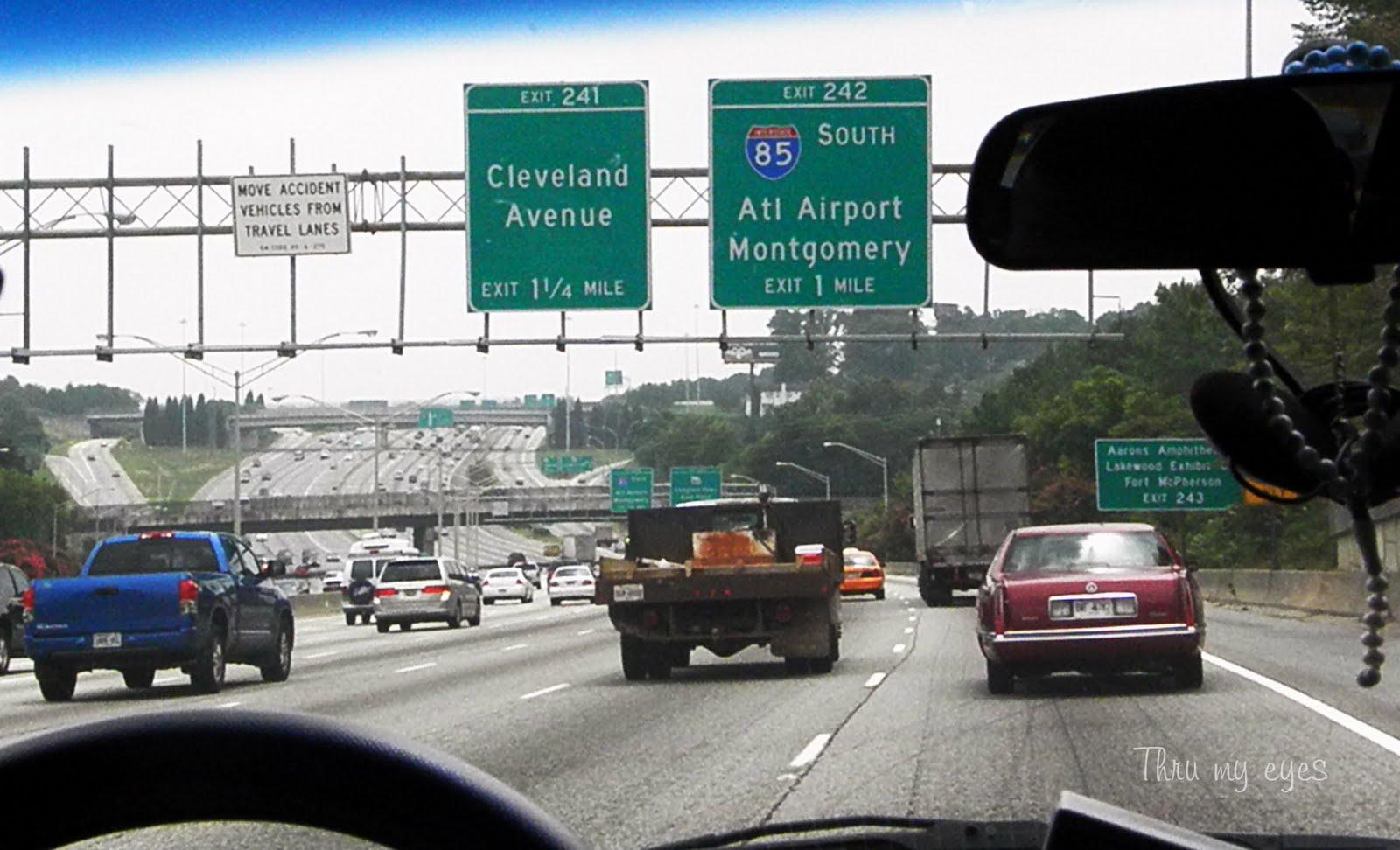 Thru my eyes Atlanta Georgia USA la fabbrica della Coca Cola e lo Zoo di Atlanta