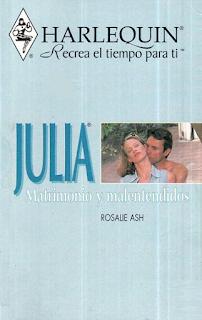 Rosalie Ash - Matrimonio Y Malentendidos