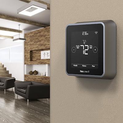 Honeywell Lyric programmable thermostat
