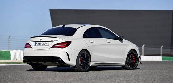 2018 Mercedes-AMG CLA45 Specs Features Price in South Africa