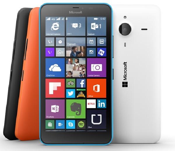 Thay mặt kính Nokia Lumia 640