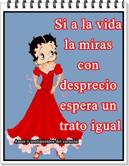 Frases Y Algo Mas Frases Con Betty Boop