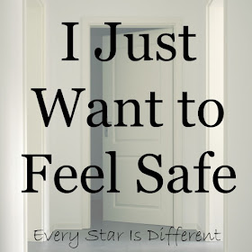 I Just Want to Feel Safe-Tips on how to help a child with Reactive Attachment Disorder