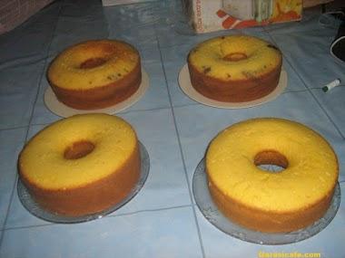 Cake Tapai
