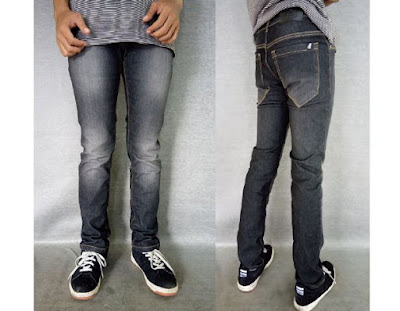 Celana Jeans pria skinny, Celana jeans pria, celana jeans skinny, celana jeans murah