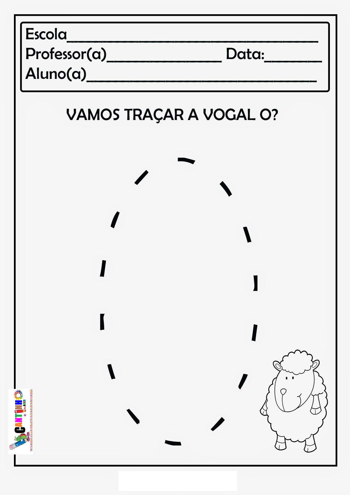 Cantinho Saber Tracejados