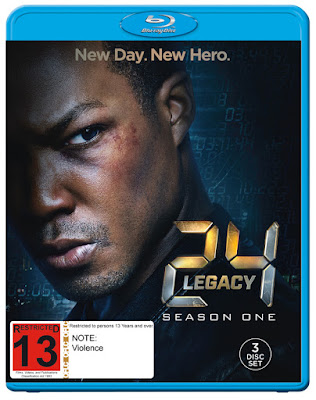 24 Legacy: Season 1 Blu Ray Review