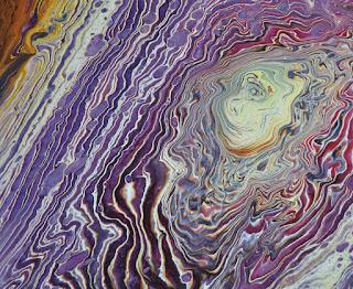 un tableau contemporain par Lafuente Acrylic