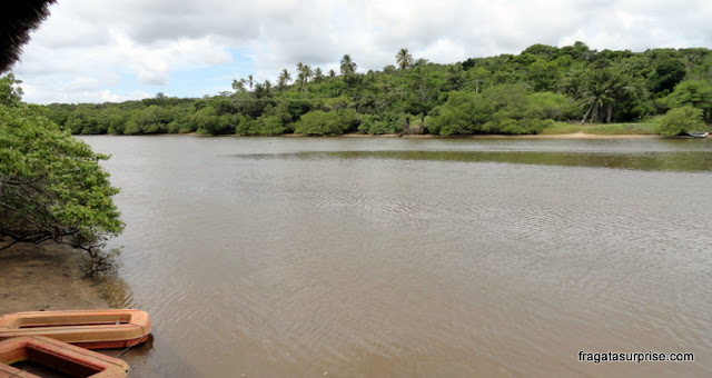 Rio Pojuca, Litoral Norte da Bahia