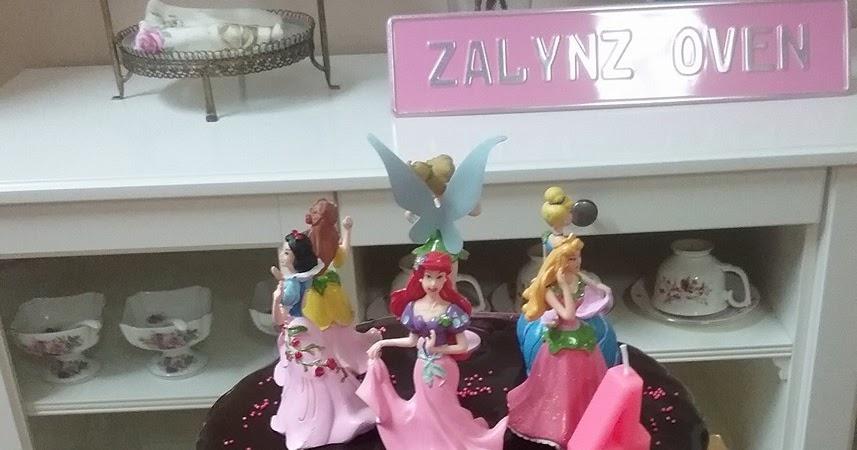 zalinzalinablogspotcom KEK UNTUK BIRTHDAY GIRL TEMA