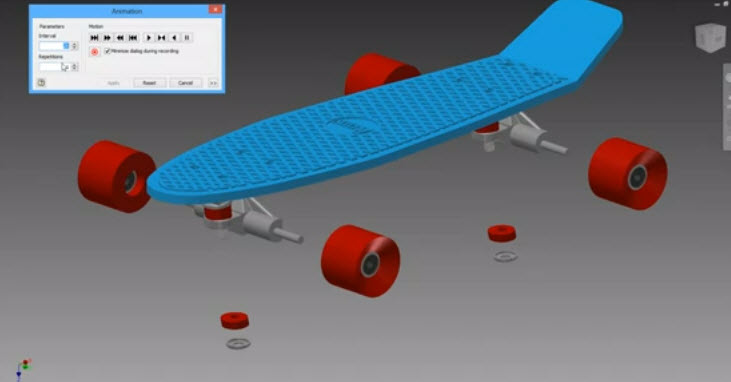 how to make a skateboard animation in scratch