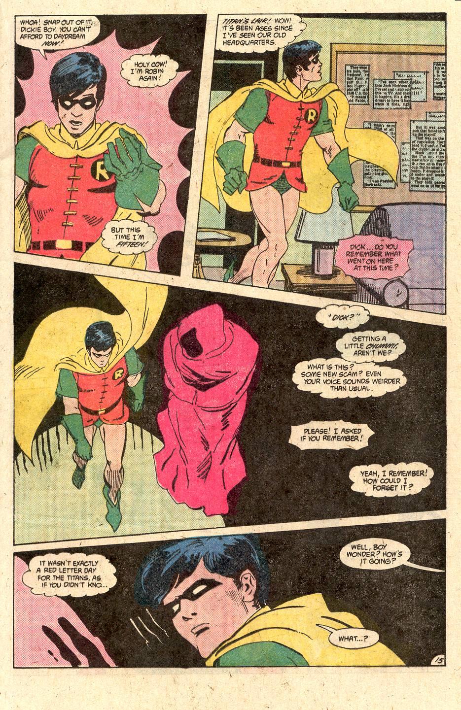 Read online Secret Origins (1986) comic -  Issue # _Annual 3 - 15