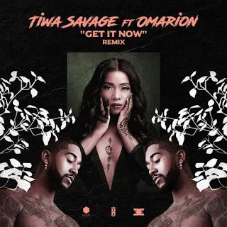Tiwa Savage Ft. Omarion - Get It Now