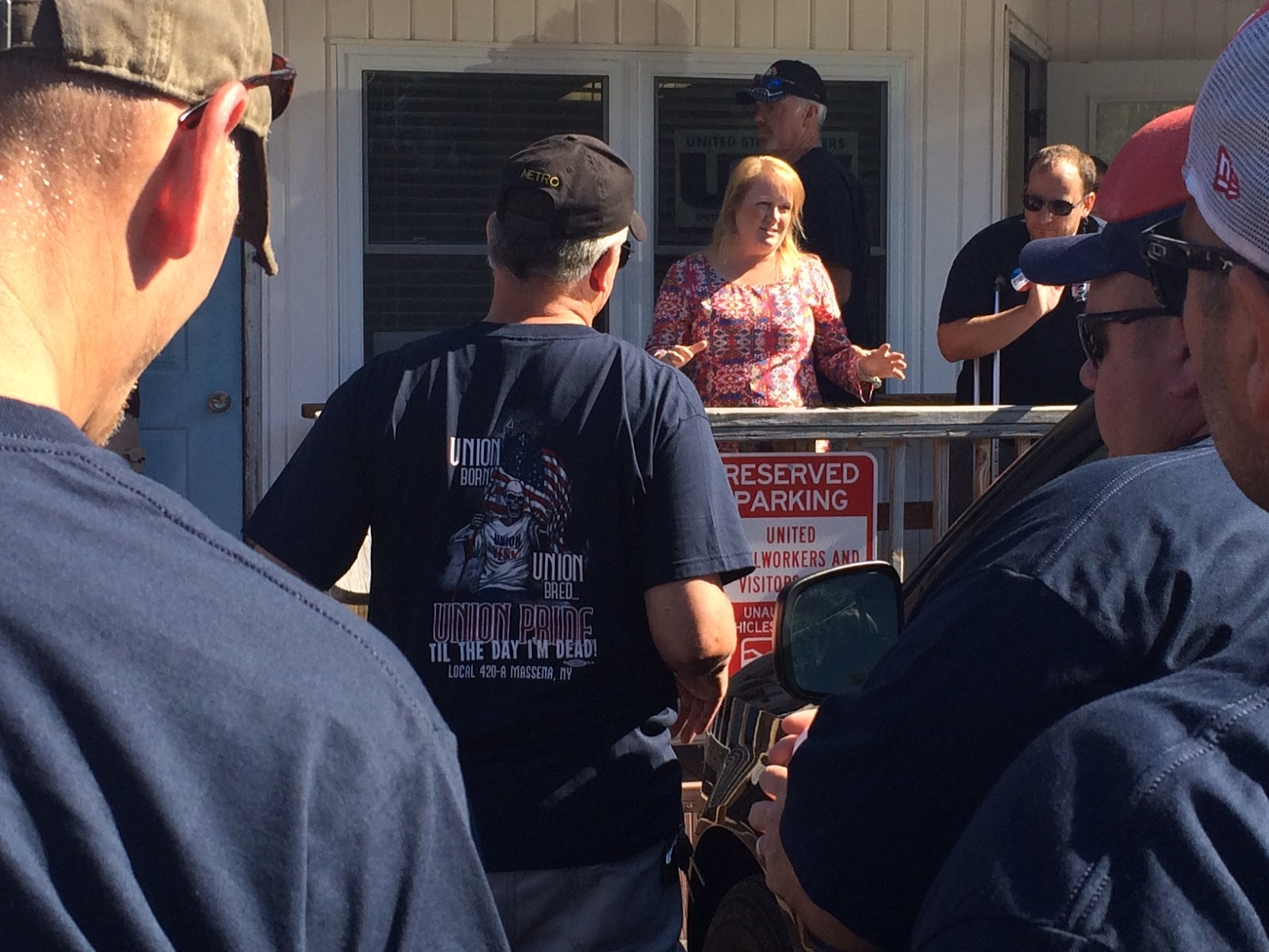 Addie for Assembly: Assemblywoman Russell: Organized labor's