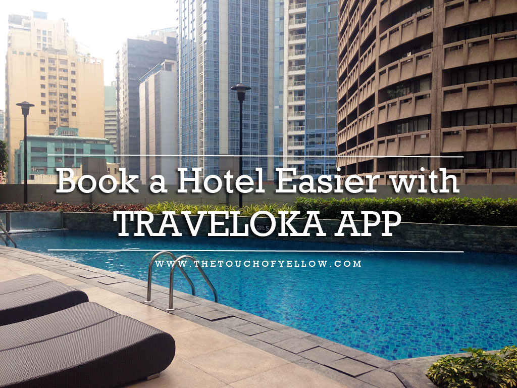 A Hotel Simply Book A Hotel Easier With Traveloka App The Touch Of Yellow