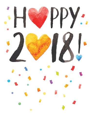 New Year's Day Clipart And Ecards