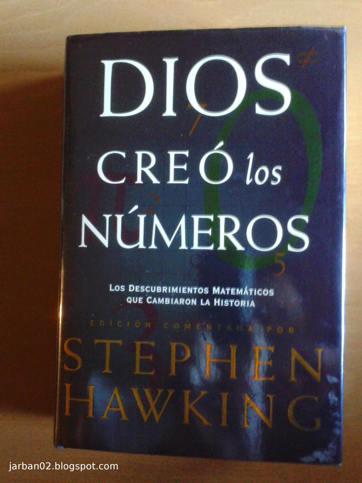 jarban02_pic012: Dios creó los números de Stephen Hawking