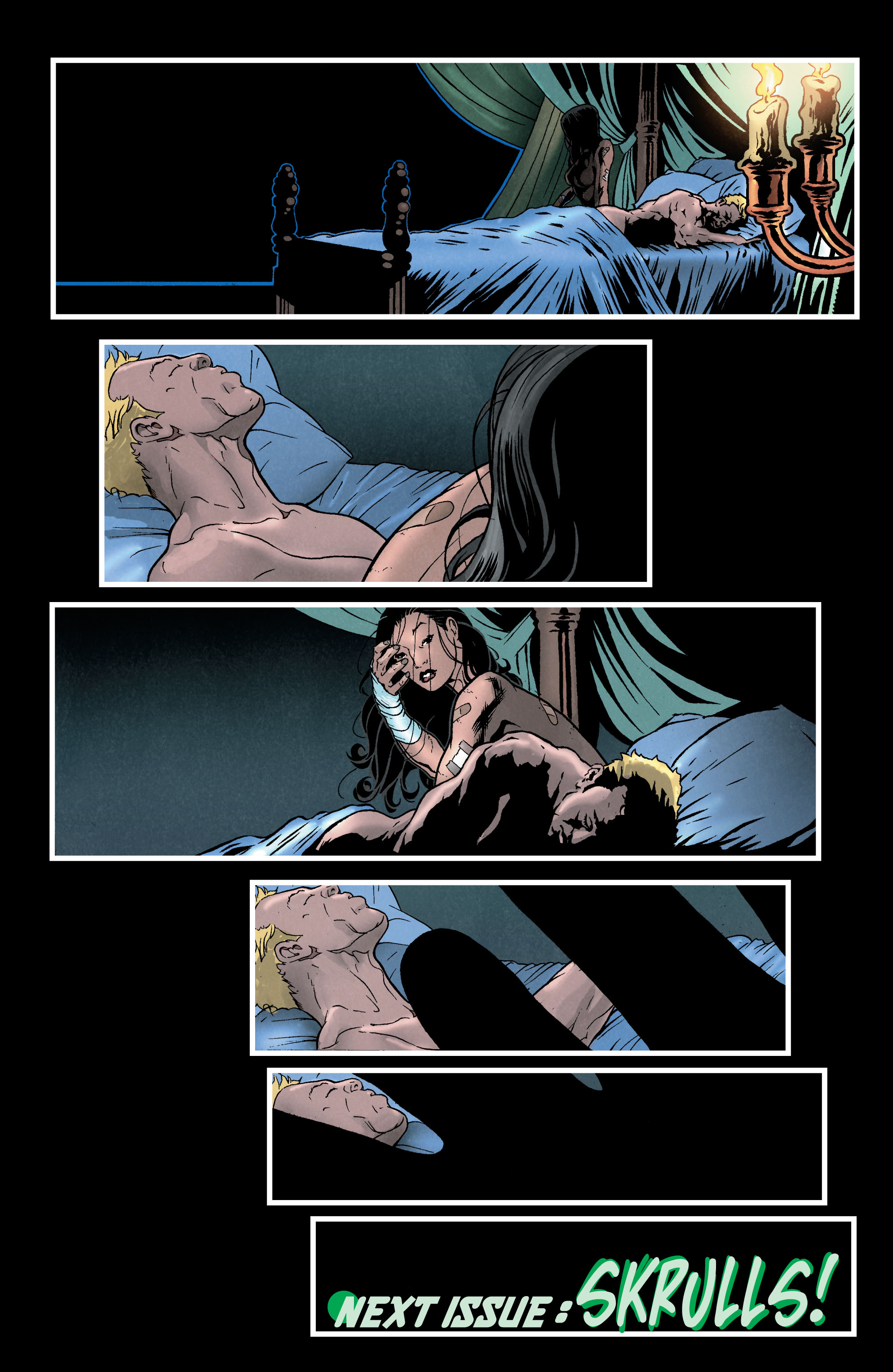Read online Secret Invasion: The Infiltration comic -  Issue #7 - 24