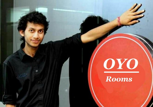 Tinuku OYO Rooms raised $250 million Serie D led by Softbank