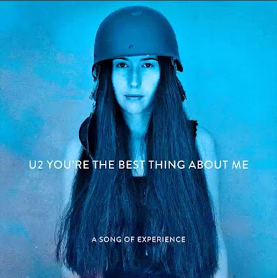 you're the best thing about me cover art and lyrics