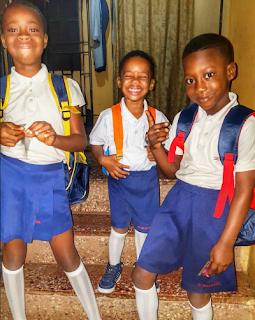 Check out  Sound Sulta's cute children (photos)
