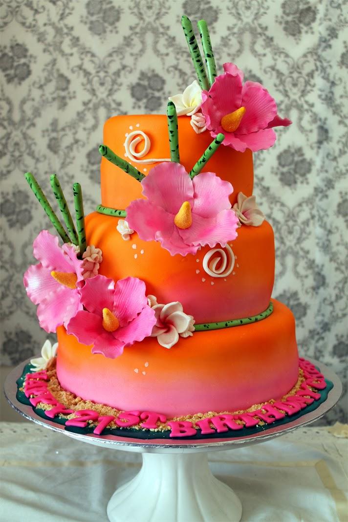 Delana S Cakes Hawaiian Cake