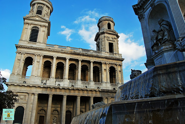 Iglesia Saint Sulpice, París