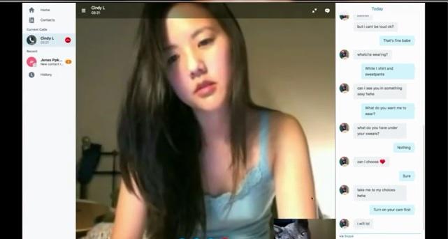 Asian skype