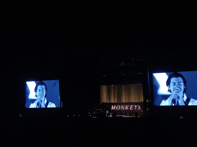 Arctic Monkeys, Open'er Festival 2018
