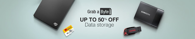 Amazon Byte Sale - Memory Cards,Pendrives at Exciting Price (Suggestions Added)