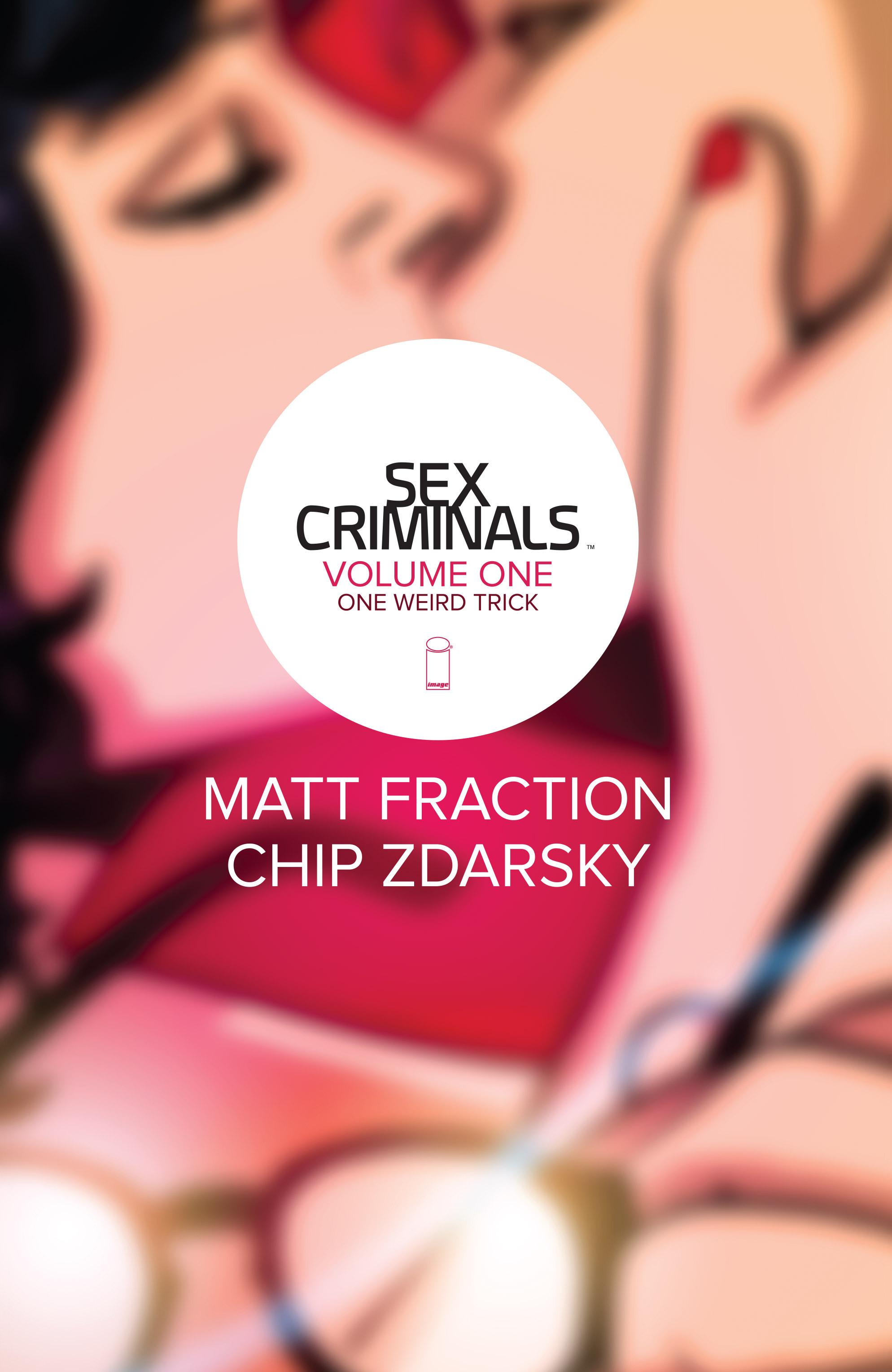 Read online Sex Criminals comic -  Issue # _TPB 1 - 1