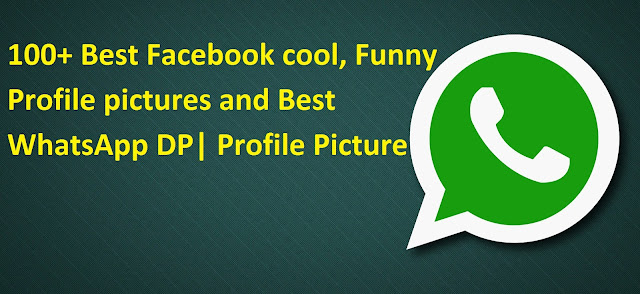 Facebook cool, Funny Profile pictures