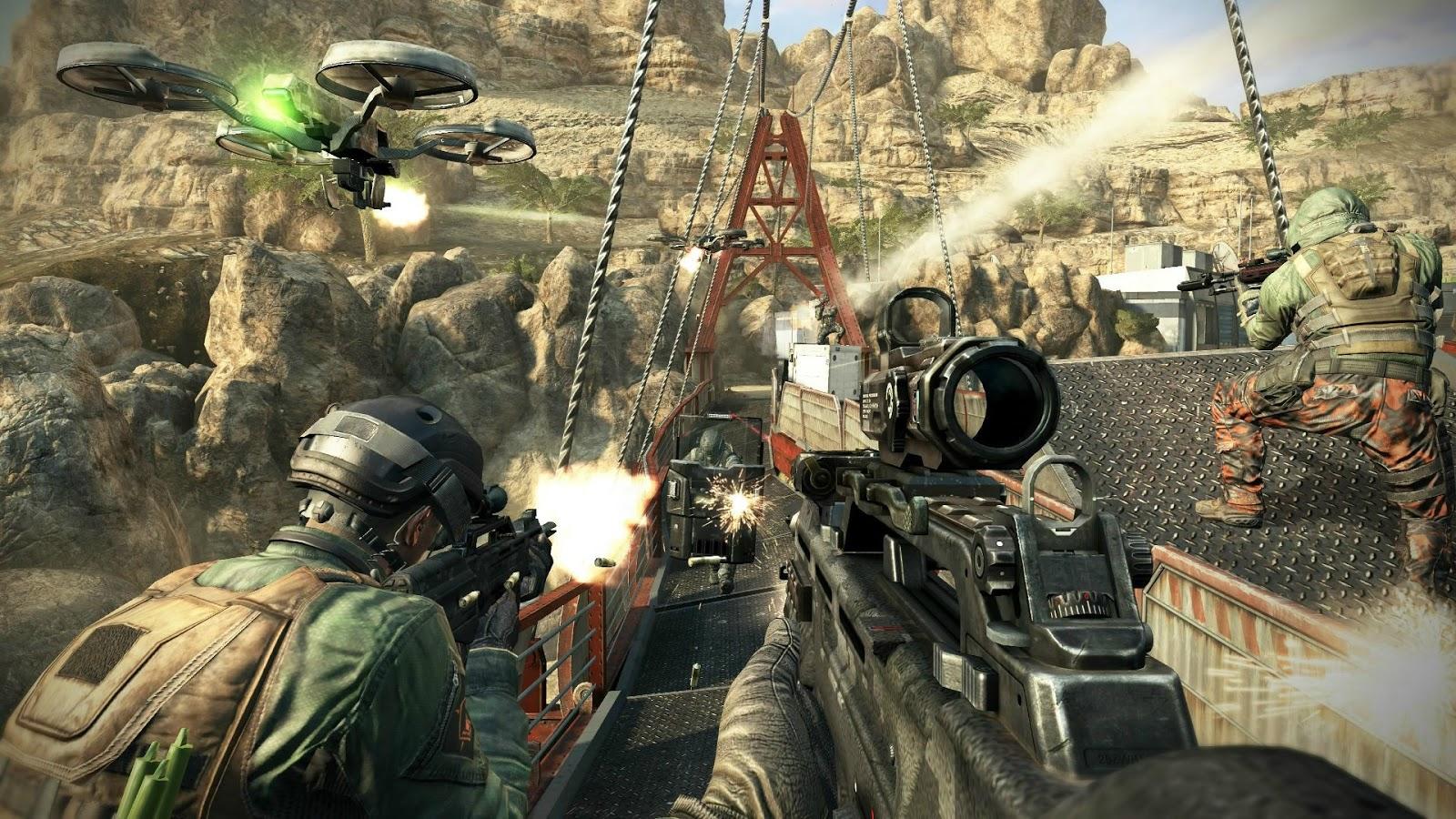 Game call of duty black ops 2 ps3 - Fundas para ipod nano
