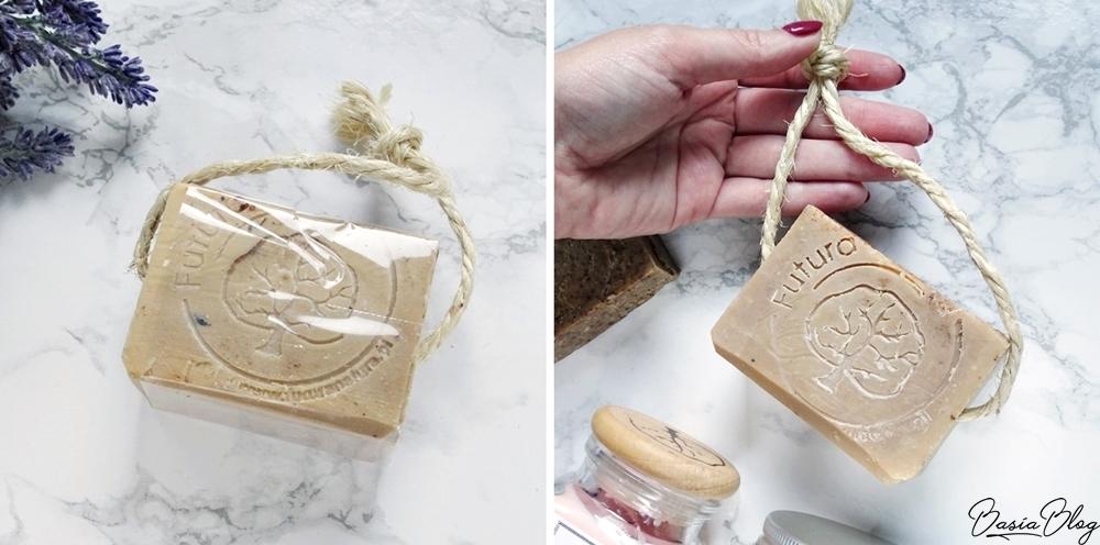 Futura Natura kakaowe mydło regenerujące naturalne mydło ręcznie robione mydło