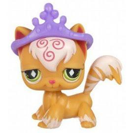 Littlest Pet Shop Pet Pairs Cat Longhair (#511) Pet