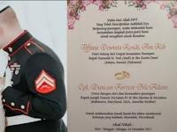 Wanita Asal Banyuasin Ini Akan Dinikahi Marinir Amerika, Kisah Cinta Mereka Bikin heboh Netizen
