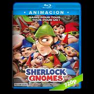 Sherlock Gnomes (2018) BRRip 720p Audio Dual Latino-Ingles