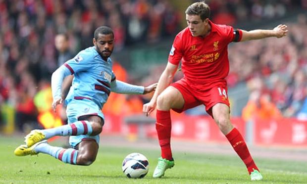 Prediksi Liverpool vs West Ham United Liga Inggris