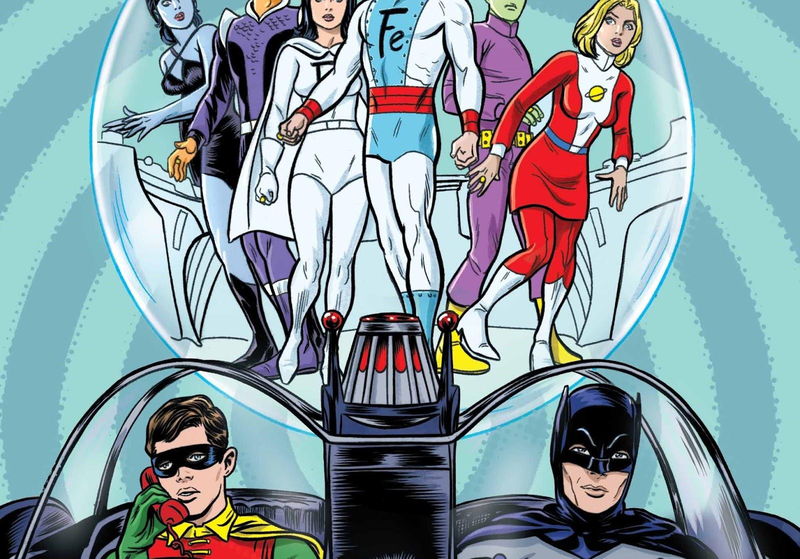 Something also Legion of super heroes xxx brilliant idea