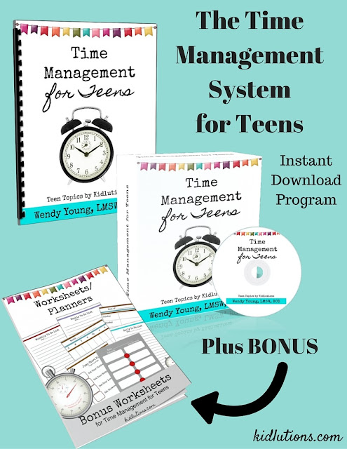 How to Teach Time Management Skills to Teens