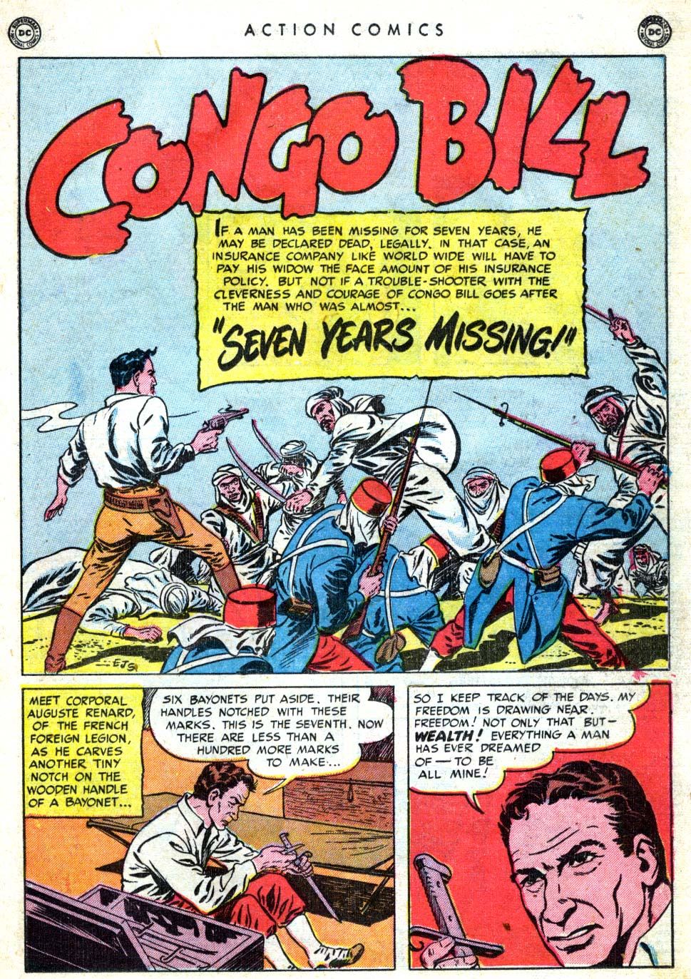 Read online Action Comics (1938) comic -  Issue #146 - 27