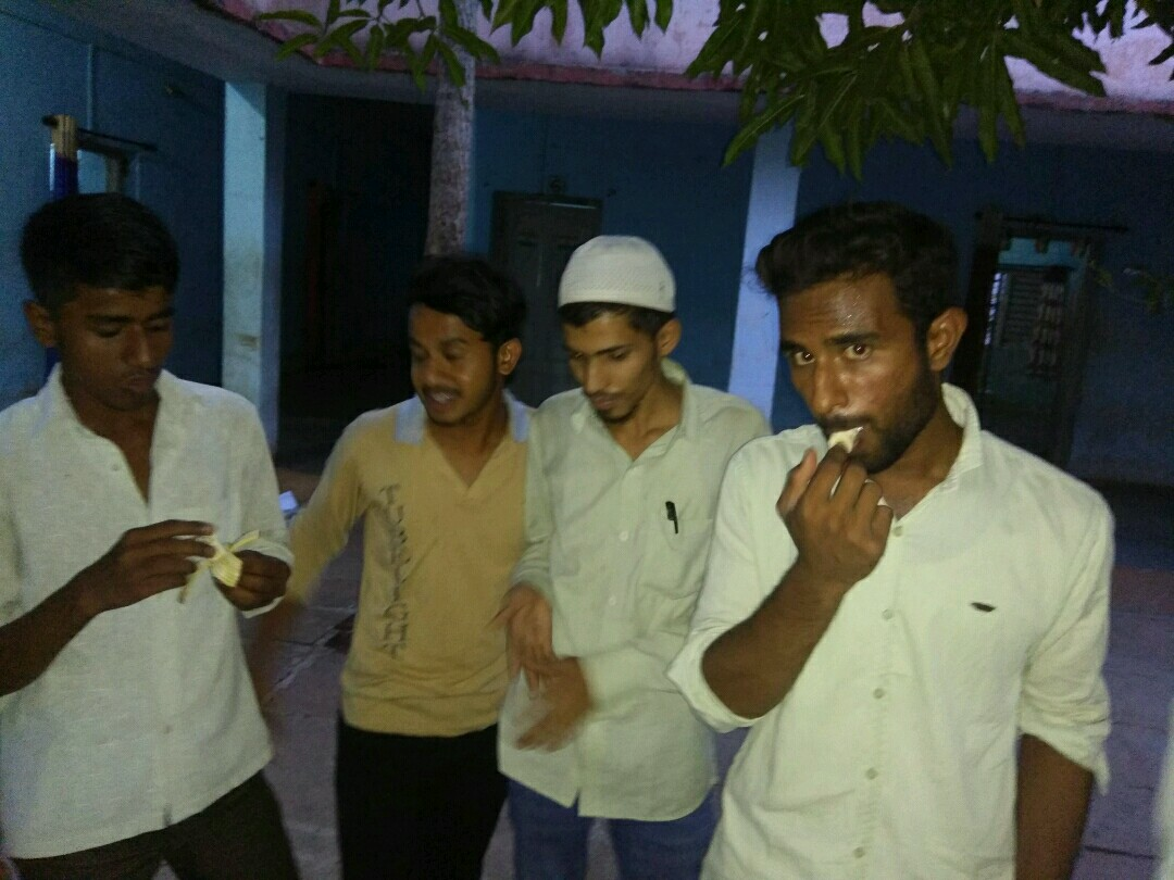 SIO Basavakalyan Unit: A delegation visit BCM Hostel for