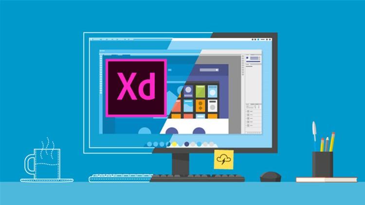 Fundamentals of Adobe XD - Udemy Course