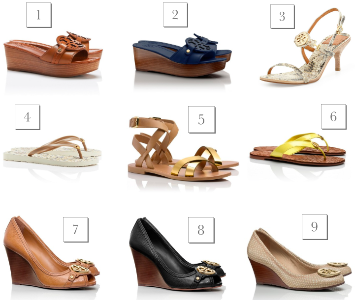 aaa477d0d Tory Burch just announced their sale. At these prices