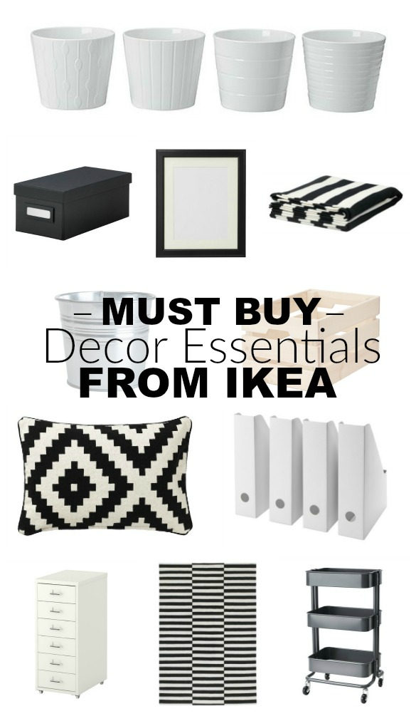 MUST buy decor items from IKEA
