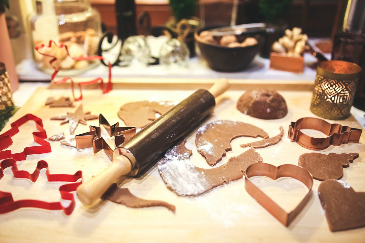 4 Christmas Biscuit Recipes...