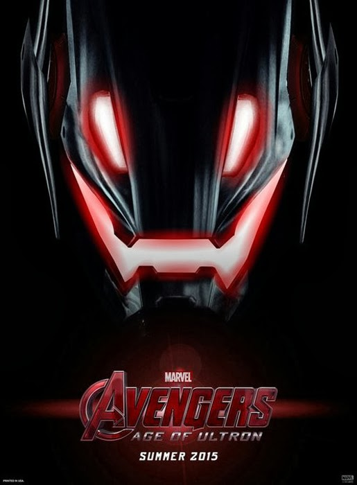 The Avengers: Age Of Ultron - Fan Poster